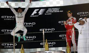 Scene at the 2016 Abu Dhabi Grand Prix