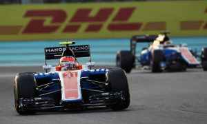 Ocon and Wehrlein blame each other for clash