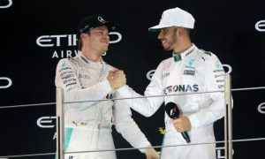 Hamilton tactics a thing of the past - Rosberg