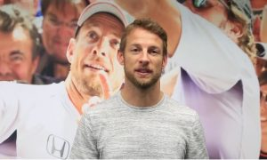 A special message from Jenson Button