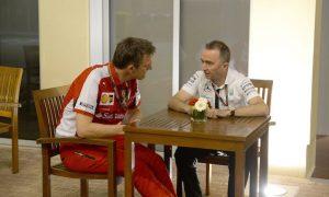 Ferrari decided against hiring Mercedes' Lowe