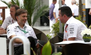 Capito to quit McLaren role after four months - reports