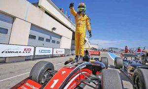 F1 hopeful Delétraz eyes 'good results' in first GP2 season