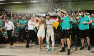 Rosberg expects 'shock' void after F1 title buzz
