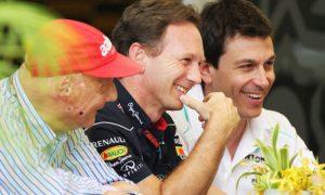 Christian Horner: Mercedes 'absolutely favourites' for 2017