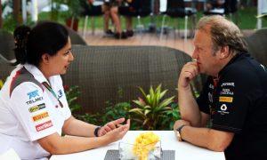 Kaltenborn hopeful Liberty Media will tackle F1's inequities