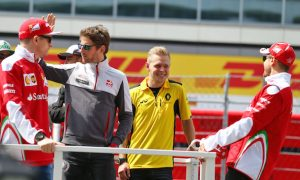 Magnussen enjoys peace of mind from early Haas move