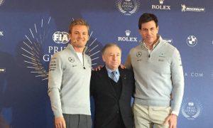 FIA president Todt 'admires' Mercedes dominance