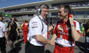 Ferrari should avoid 'knee-jerk' reactions - Brawn