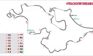Toro Rosso unveils fans' dream F1 track