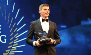 Verstappen scoops pair of FIA Awards
