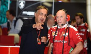 New technical structure brings 'calm' to Ferrari