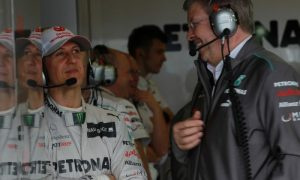 Schumacher's legacy lives on in F1, says Ross Brawn
