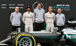 Losing Rosberg 'will set us back a bit' - Lowe