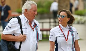 CONFIRMED: Symonds to leave Williams
