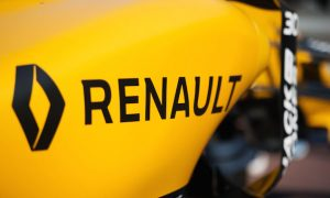 Renault targets 'best F1 engine' in 2018
