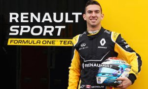 Latifi chasing further Renault involvement