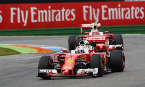 Erasing gap in aero development a top priority for Ferrari