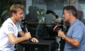 Alesi 'very surprised' to see 'perfect' Rosberg retire