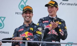 Ricciardo: Rivalry with Verstappen well handled by Red Bull