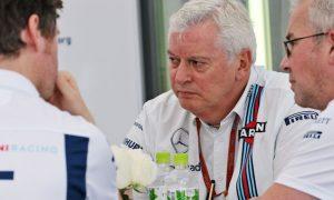 Technical boss Symonds leaves Williams - report