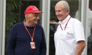 Marko taunts Lauda over Mercedes driver decision