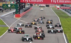 FIA releases 2017 F1 entry list