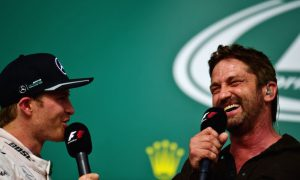 Rosberg keen to try his hand at acting