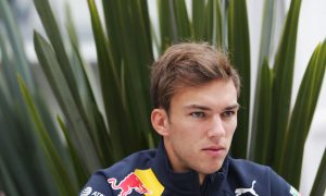 F1 'very much' part of Gasly's future - Horner