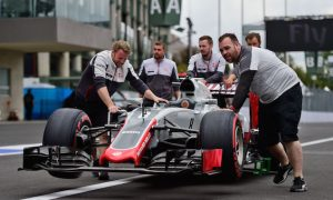 Haas makes changes to prevent 'stagnation'