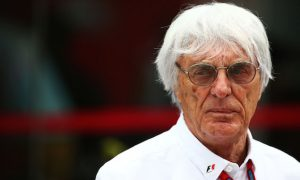 Ecclestone offers views on Hamilton's future team-mate