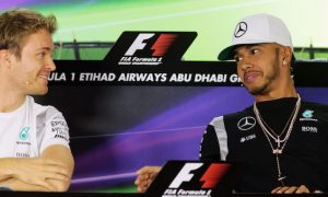 Hamilton not surprised by Rosberg decision