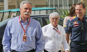 Liberty receives anti-trust approvals for F1 purchase