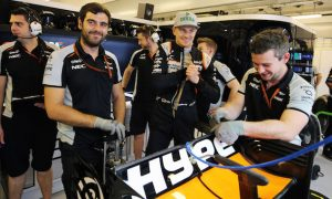 Hulkenberg doubts Force India can progress