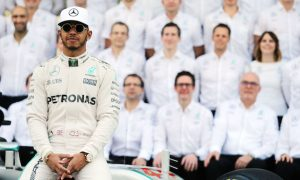 Hamilton: 'I didn't have equal opportunity' from Mercedes