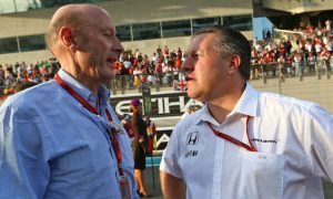 Brown: Difficult environment to secure McLaren title sponsor