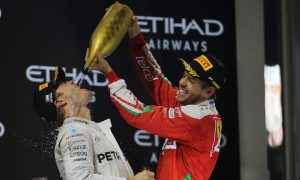 'You don't win the championship by luck' - Vettel