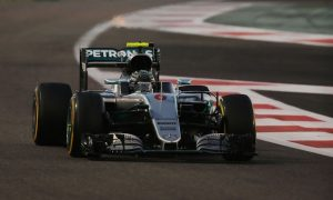 Mercedes yet to decide on Rosberg's replacement