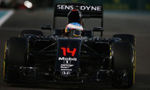 McLaren 'very comfortable' over Alonso future