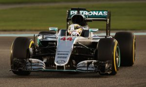 Hamilton already has advantage over new team-mate