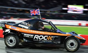 Button and Coulthard to race at ROC 2017