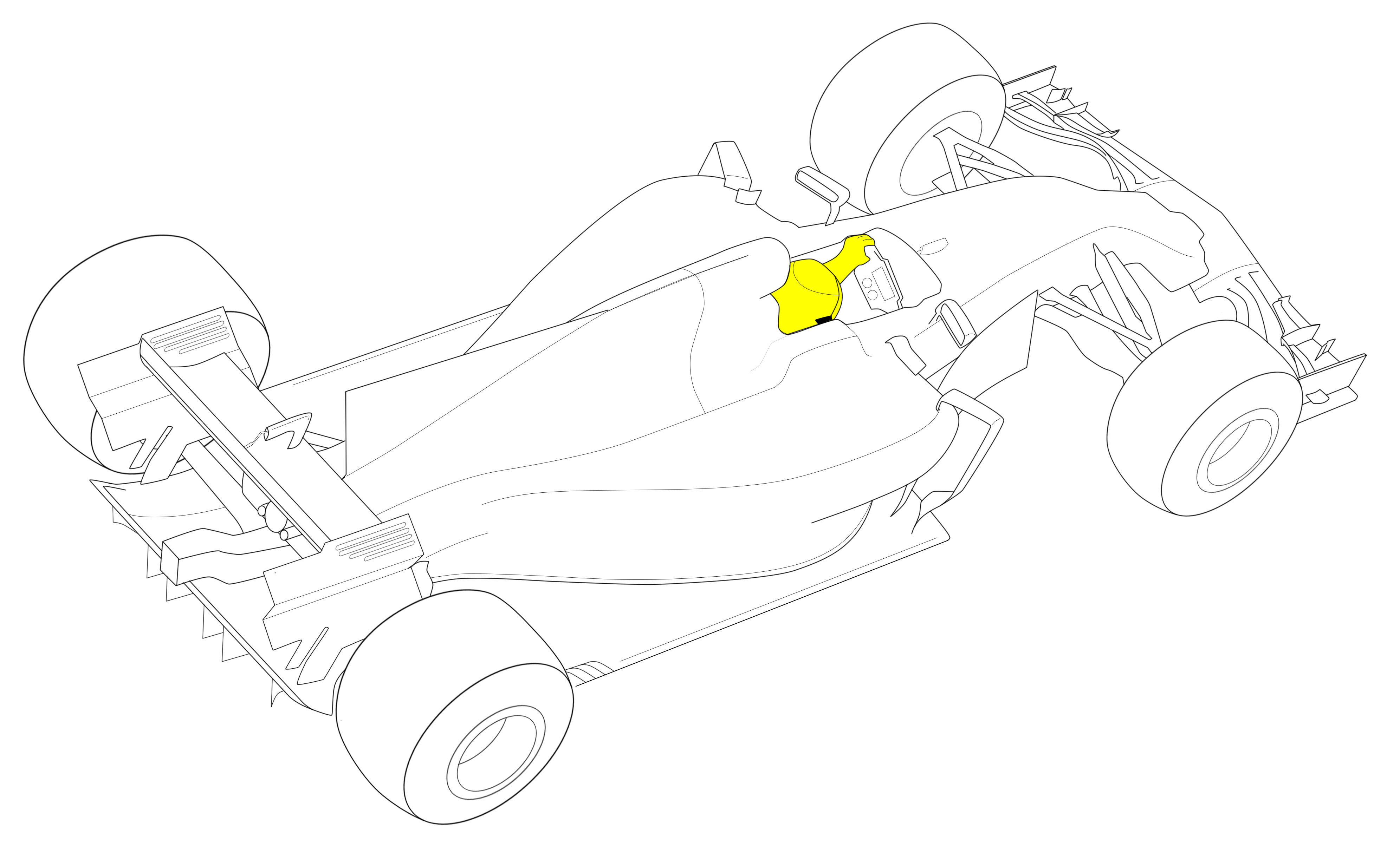 2017 F1 Technical preview: the Chassis