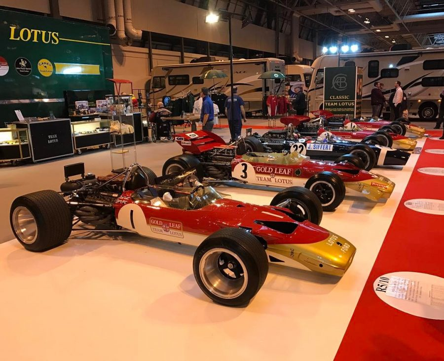 Lotus 49s galore!