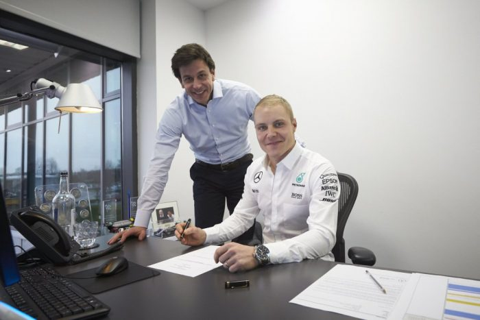 Wolff: Valtteri will give it everything!