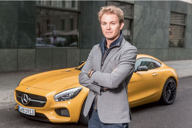 Rosberg takes on ambassadorial role for Mercedes