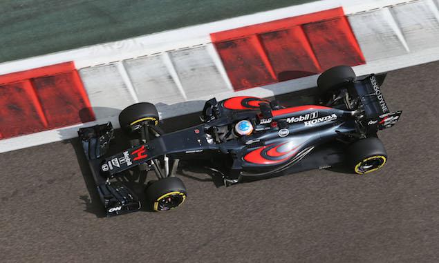 McLaren to keep MP4 tag in F1 car name