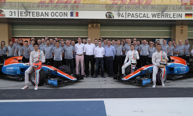 Manor has received offer for F1 team - report