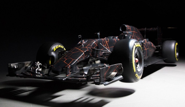 It's about time: here's the McLaren RM 50-03!
