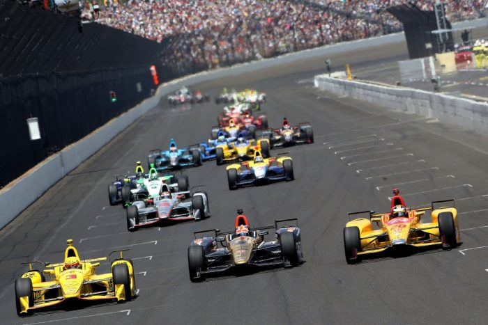 No 'Halo' over Indy cars