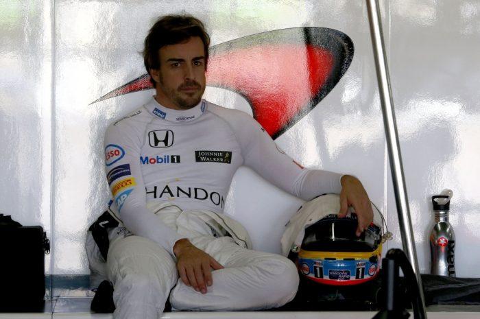 McLaren gearing up for contract talks with Alonso